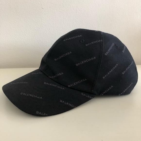 cbb68d2481bae Balenciaga Other - Balenciaga Baseball Cap